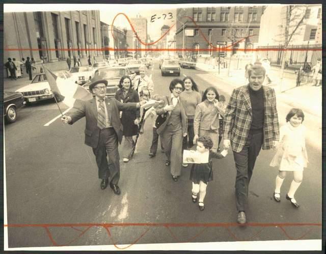 Як святкували День Святого Патріка у Балтіморі в 1970-х роках