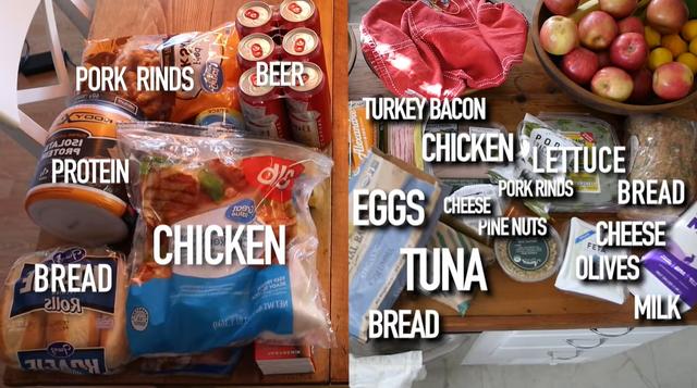 Один брат закуповувася найдешевшою їжею, інший – найдорожчою