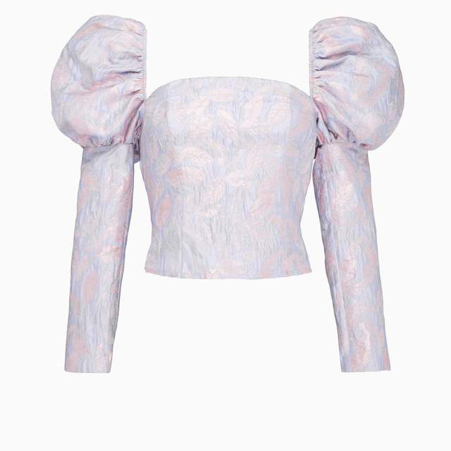 Лавандовий – головний колір осені / Vogue