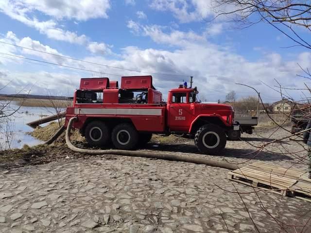 Рятувальні машини для викачки води