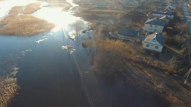 Затопило Млинів