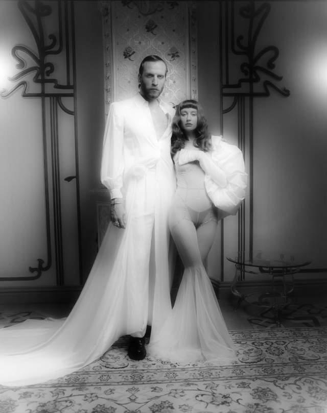 Весільна колекція українського бренду FROLOV