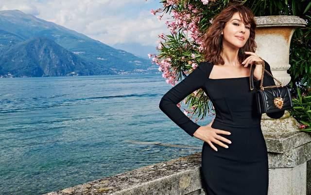Моніка Белуччі в рекламі Dolce & Gabbana