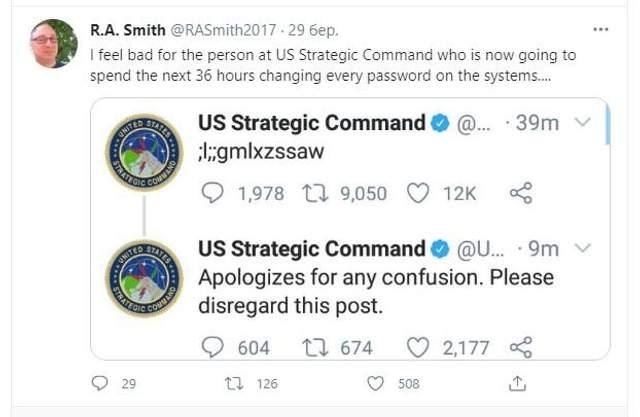 Ядерне агентство США, опублікувало загадковий твіт, що став вірусним та причиною для мемів