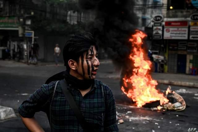 Протести у М'янмі