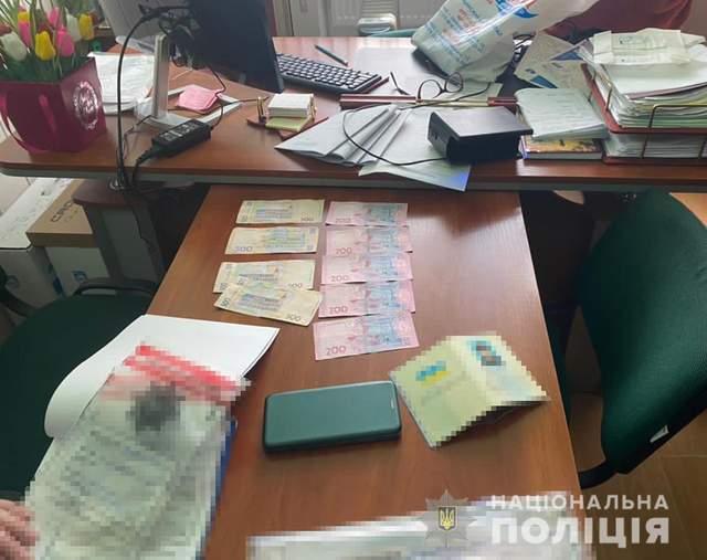 Корупція Бердянськ гроші декан
