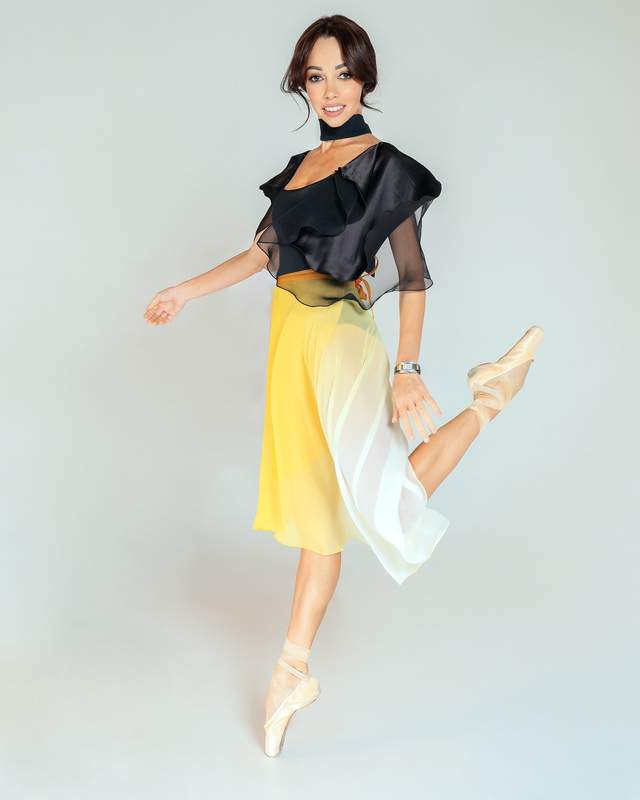 Капсульна колекція танцювальних спідниць