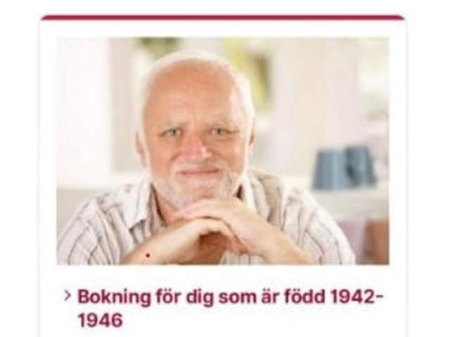 У Швеції використали мем