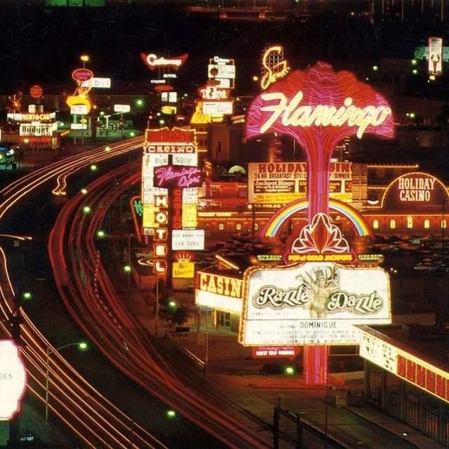 Гангстери, азарт і неонова розкіш: фотоісторія легендарного казино