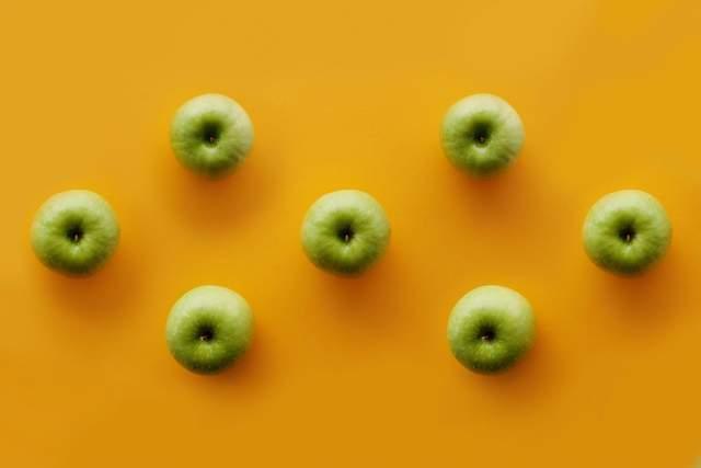 Яблука містять багато антиоксидантів