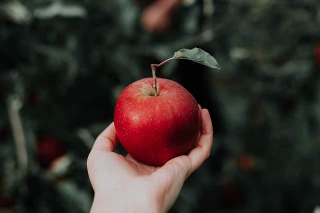 Яблука знижують тиск