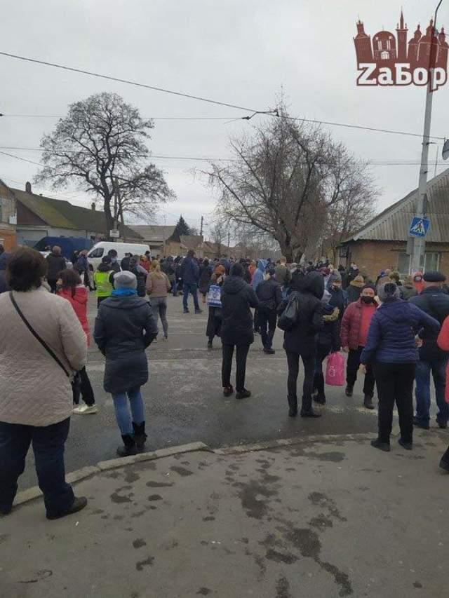 Протести карантин Миколаїв Запоріжжя ФОП Підприємці