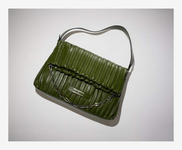 Handbag - KARL LAGERFELD X VALLETTA: New Collection Features Cactus Leather Bags