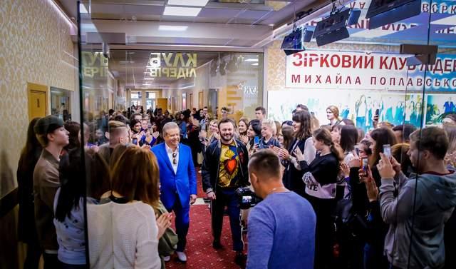 Вийшов документальний фільм про Поплавського