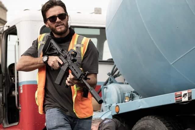 Скотт Іствуд у фільмі
