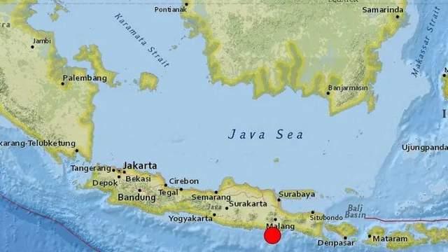 Землетрус, Ява, Індонезія, 10 квітня 2021, руйнування, жертви, потерпілі