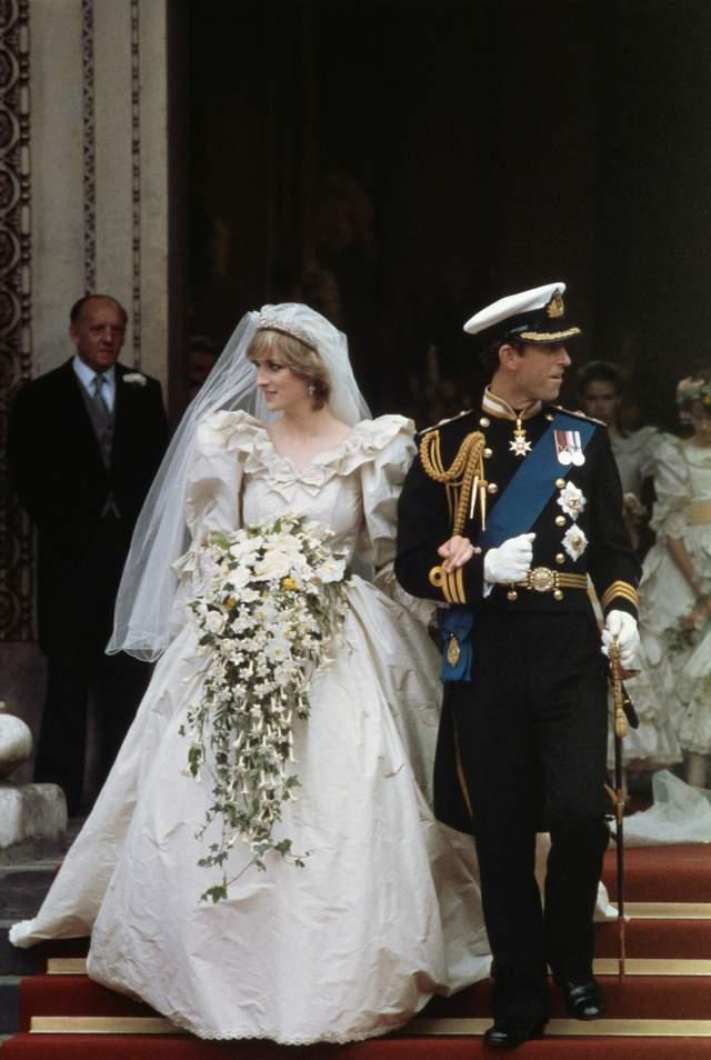 Весілля принца Чарльза з принцесою Діаною