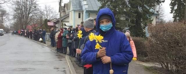 Прощання з Ярославом Карлійчуком