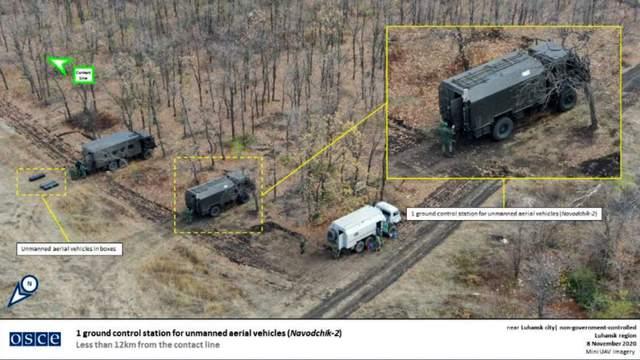 російський комплекс наводчик-2 донбас обсє