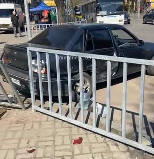 Аварія ДТП Дніпро Тітова Новокримська