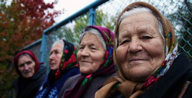 Чорнобильські бабусі 2015