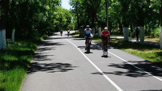 траса здоров'я в Одесі велодоріжки подорожі Великдень цікаві небанальні місця