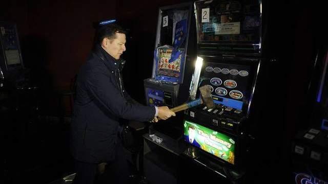 Ляшко в чернигове игровые автоматы видео игровые автоматы помидоры прыгающие играть бесплатно онлайн