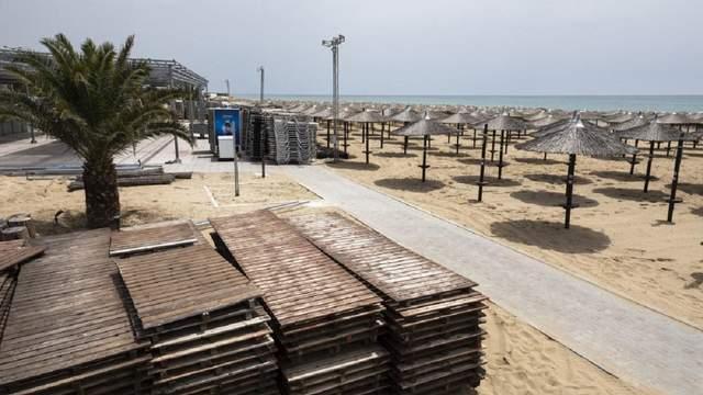 пляжі в Греції