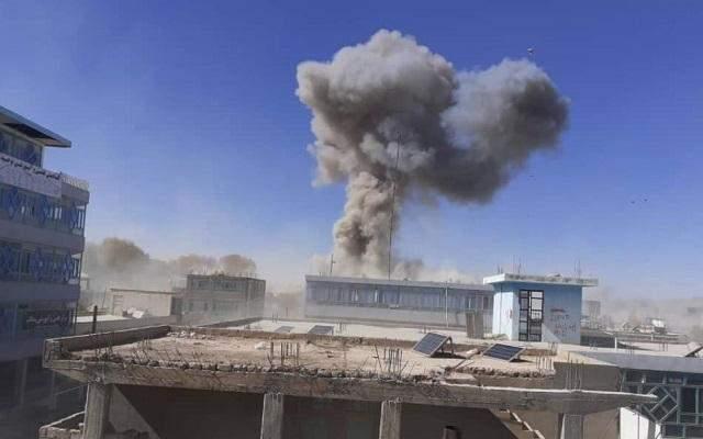 Теракт в Афганістані 18 жовтня 2020