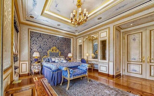 Пишна спальня   / Фото Sotheby