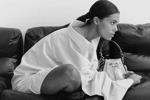 Тина кунаком снялась в рекламной кампании / Фото с инстаграму