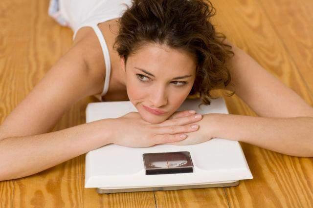 Если вес перестал снижаться, нужно снова