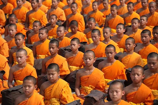 таїці буддисти