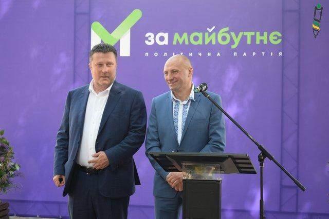 Анатолій Бондаренко та Антон Яценко