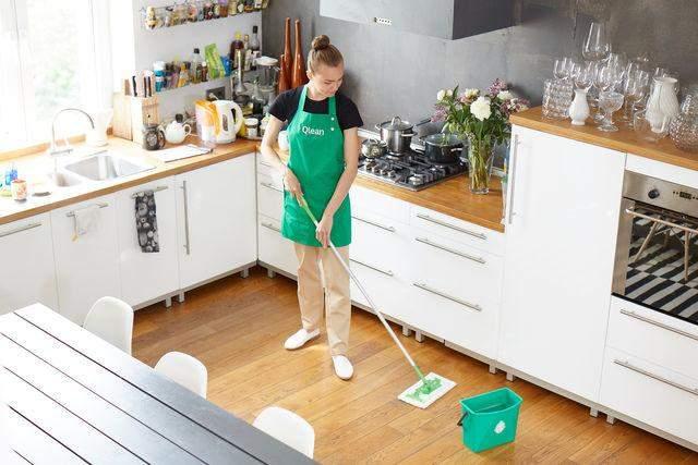 Робіть невелике прибирання ввечері