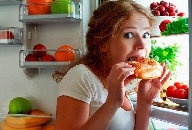 Употребляйте пищу в любое время, но создавайте дефицит калорий