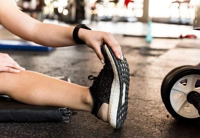 Від здоров'я та активності стоп залежить мобільність усього тіла