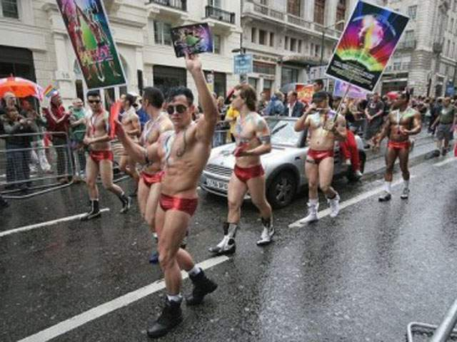 Мэр Донецка о гей-парадах: У нас город трудовой, мысли другие, другие накло