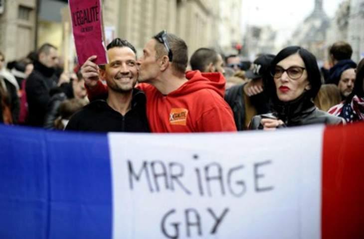 Французские геи