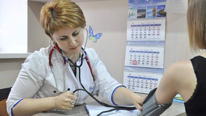 Херсонщина в лідерах по впровадженню реформи «сімейного лікаря»