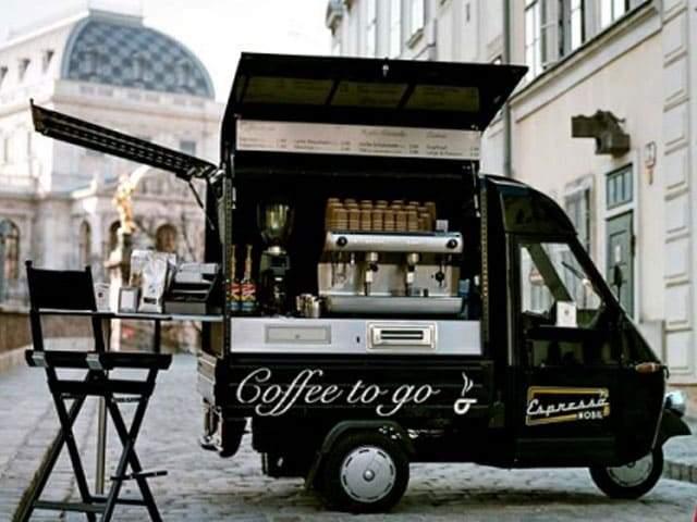 Мобільна кава