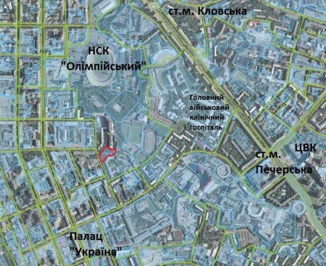 ДАБІ видала дозволи з порушеннями, будинок на Печерську, квартири в Києві