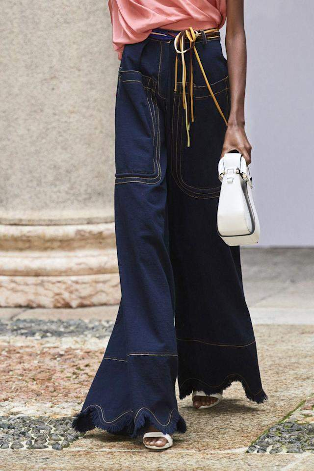 Актуальні джинси весняно-літнього сезону