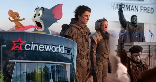 Майбутні прем'єри Warner Bros.