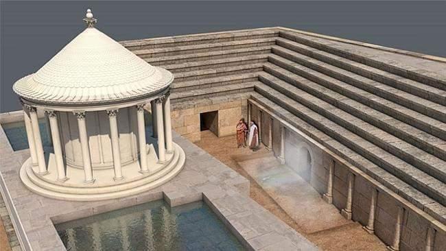 Реконструкція храму