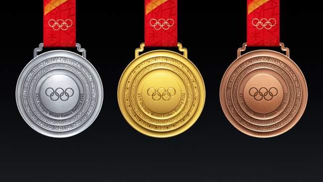 Представлено медалі зимової Олімпіади-2022: що вони символізують – фото