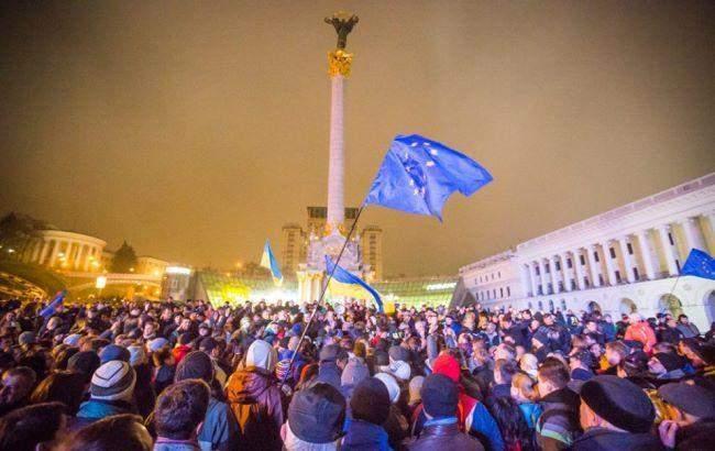 Революція Гідності в Україні / Фото