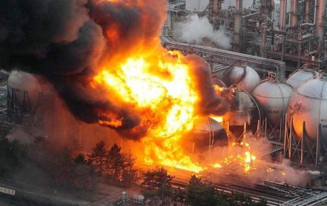 Пожежа на атомній станції в Японії