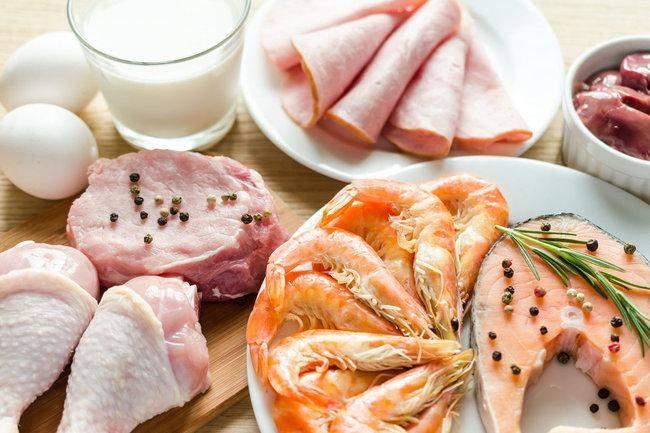 Белковую пищу можно употреблять в неограниченном количестве