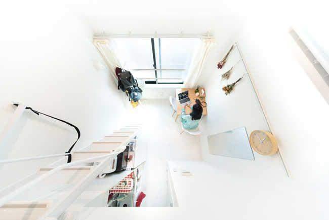 Крошечные квартиры стали популярными в Токио